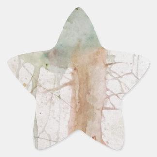 Baum des Lebens durch Koo Stern-Aufkleber