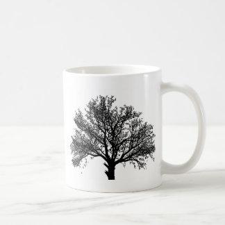 Baum des Lebens Kaffeetasse