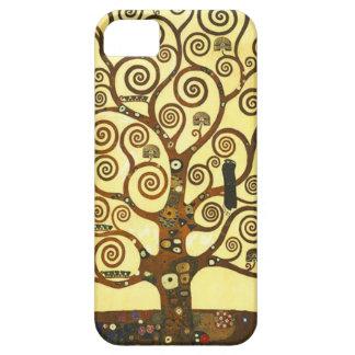 Baum des Lebens von Gustav Klimt iPhone 5 Hüllen