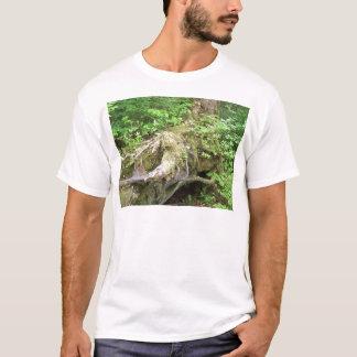Baum- des Waldeswachstum T-Shirt