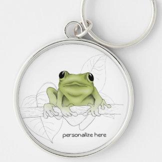 Baum-Frosch, FrühlingPeeper oder Kricket-Frosch Schlüsselanhänger