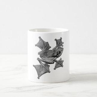 Baum-Frosch-Kaffee-Tasse Kaffeetasse