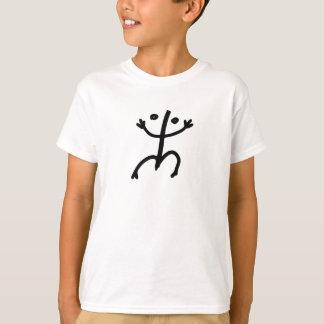Baum-Frosch-T-Stück T-Shirt