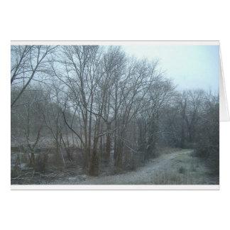 Baum-Gehweg Karte