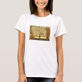 Baum Gustav Klimt des Leben-T - Shirt