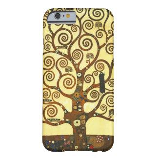 Baum Gustav Klimt von Leben iPhone 6 Fall