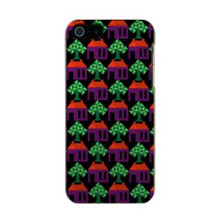 Baum-Haus iPhone SE/5/5S Incipio Glanz-Fall Incipio Feather® Shine iPhone 5 Hülle
