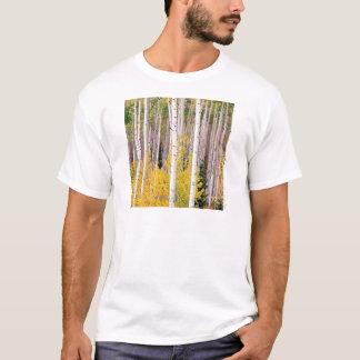 Baum-Herbst-Espen Colorado T-Shirt