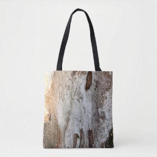 Baum-hölzerne Barke Tasche