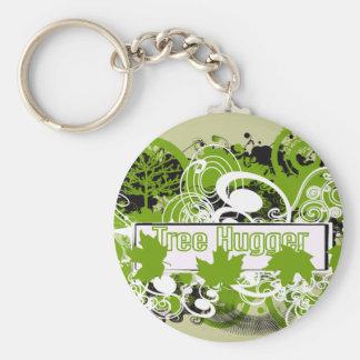 Baum Hugger Schlüsselband