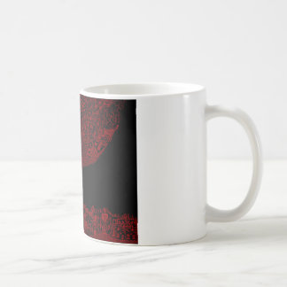Baum Kaffeetasse