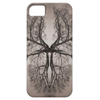 Baum-Kunst Etui Fürs iPhone 5