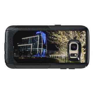 Baum-Lichter an Klyde Waren Park OtterBox Samsung Galaxy S7 Hülle