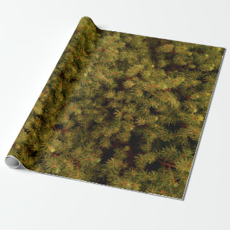 "Baum-Nadel-Packpapier, 30"" x 6' Geschenkpapier"