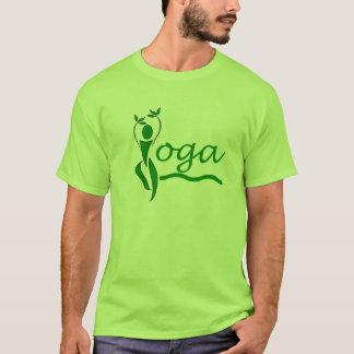 Baum-Pose - Yoga-T-Stück für Männer T-Shirt