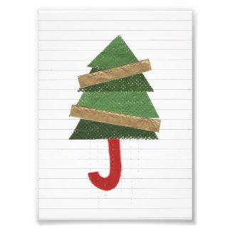 Baum-Regenschirm-Plakat Photo
