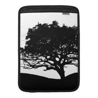 Baum-Silhouette Sleeve Fürs MacBook Air