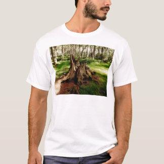Baum-Stumpf T-Shirt