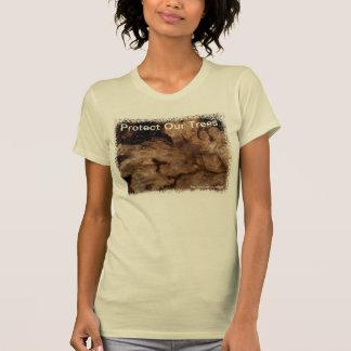 Baum-Stumpf T-Shirts
