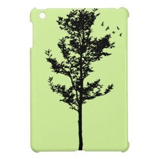 Baum und Vögel iPad Mini Hülle