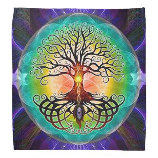 Baum von LebenBandana Halstuch