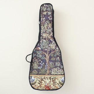 Baum Williams Morris LebenVintagen Pre-Raphaelite Gitarrentasche