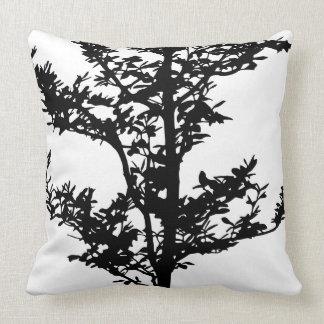 Baum-Wurfs-Kissen Kissen