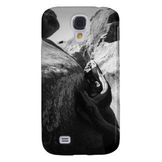 Baum-Wurzel im Spalt Galaxy S4 Hülle