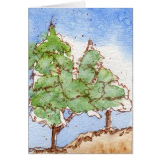 Bäume CMXXII Karte