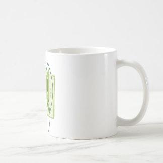 Bäume Kaffeetasse