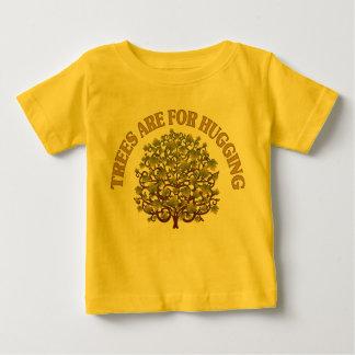 Bäume sind für das Umarmen Baby T-shirt