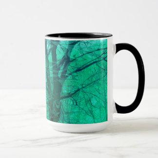 Bäume Tasse