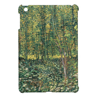 Bäume Vincent van Goghs | und Unterholz, 1887 iPad Mini Hülle