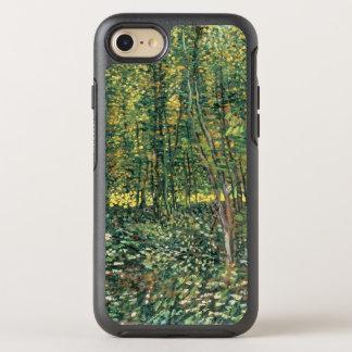 Bäume Vincent van Goghs | und Unterholz, 1887 OtterBox Symmetry iPhone 8/7 Hülle