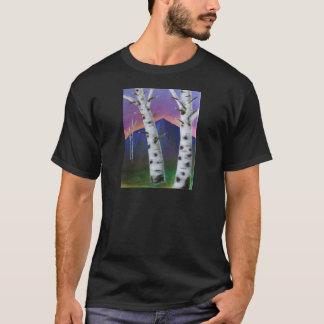Bäume vor Bergen I T-Shirt