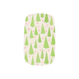 Baumfarm gemischte Mani-Nagel-Verpackungen Minx Nagelkunst