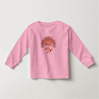 Baumhaus Kleinkind T-shirt