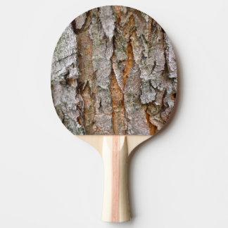 Baumrinde, Holz, Baum-Wald Tischtennis Schläger