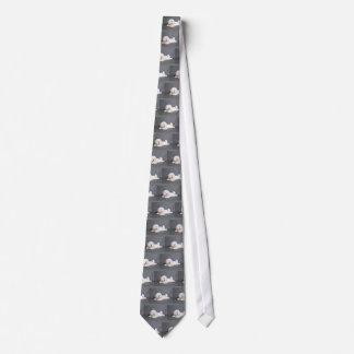 Baumwolle de Tulear - Joci Bedruckte Krawatte