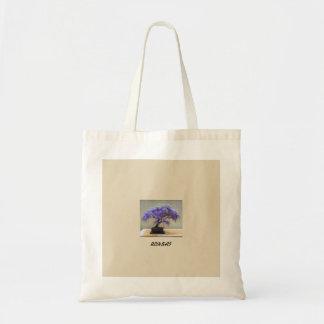 BaumwollTaschen-Tasche mit botanischem Druck Tragetasche