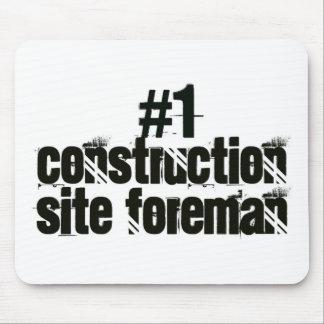 Baustelle-Vorarbeiter Mauspads