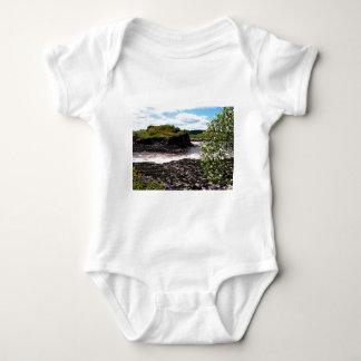 Bay of Fundy Baby Strampler