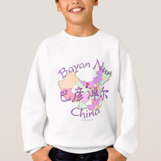Bayan Nur China Sweatshirt