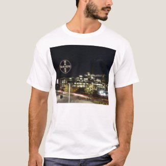 BAYER Kreuz Leverkusen T-Shirt