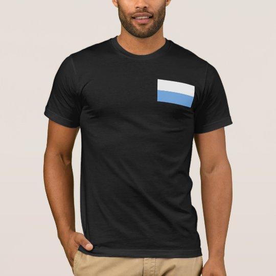 Bayerische Streifenflagge T-Shirt