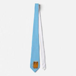 bayerisches Bier Personalisierte Krawatte