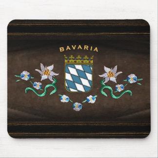 Bayerisches Wappen Mousepad