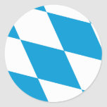 Bayern-Flaggen-Bayer-Flagge Stickers