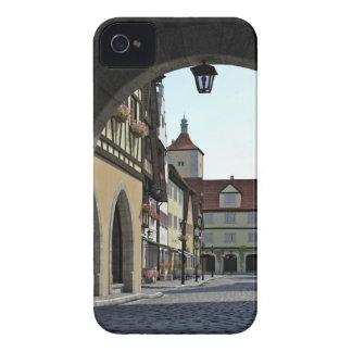 Bayern-Stadt durch einen Bogen iPhone 4 Case-Mate Hülle