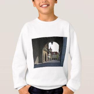 Bayern-Stadt durch einen Bogen Sweatshirt